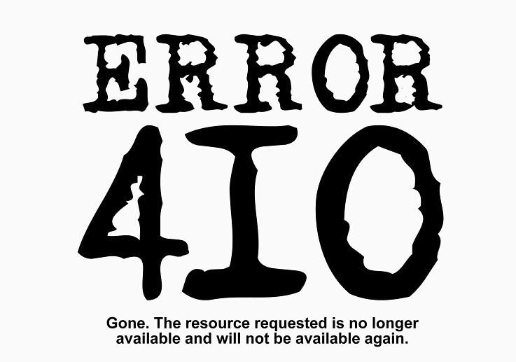 410-gone-error