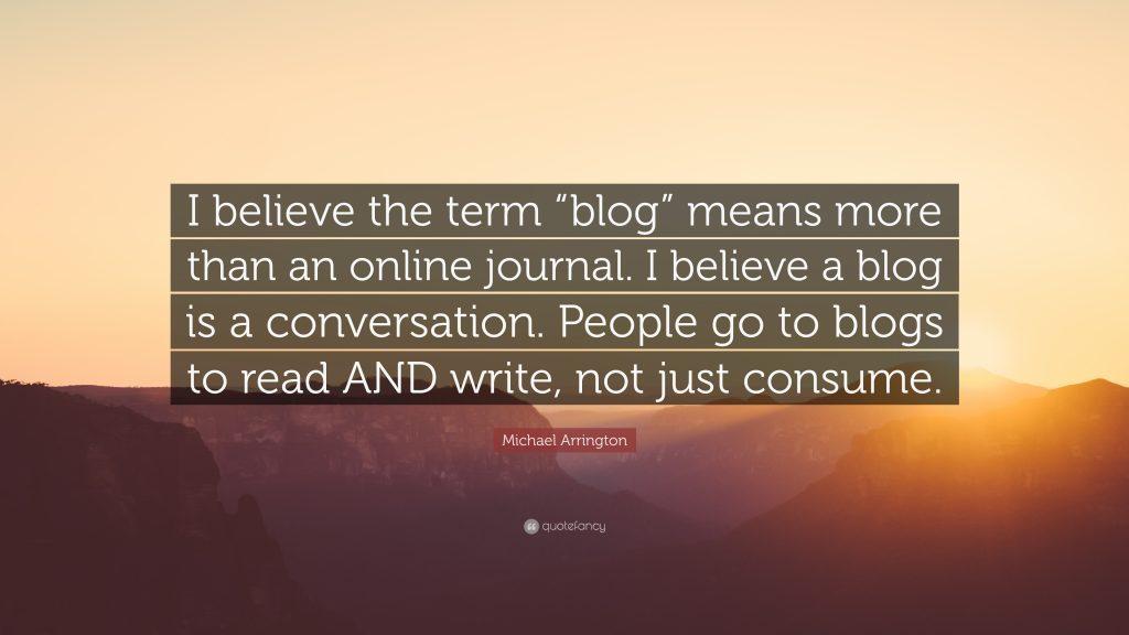 blog hakkında bilmeniz gerekenler