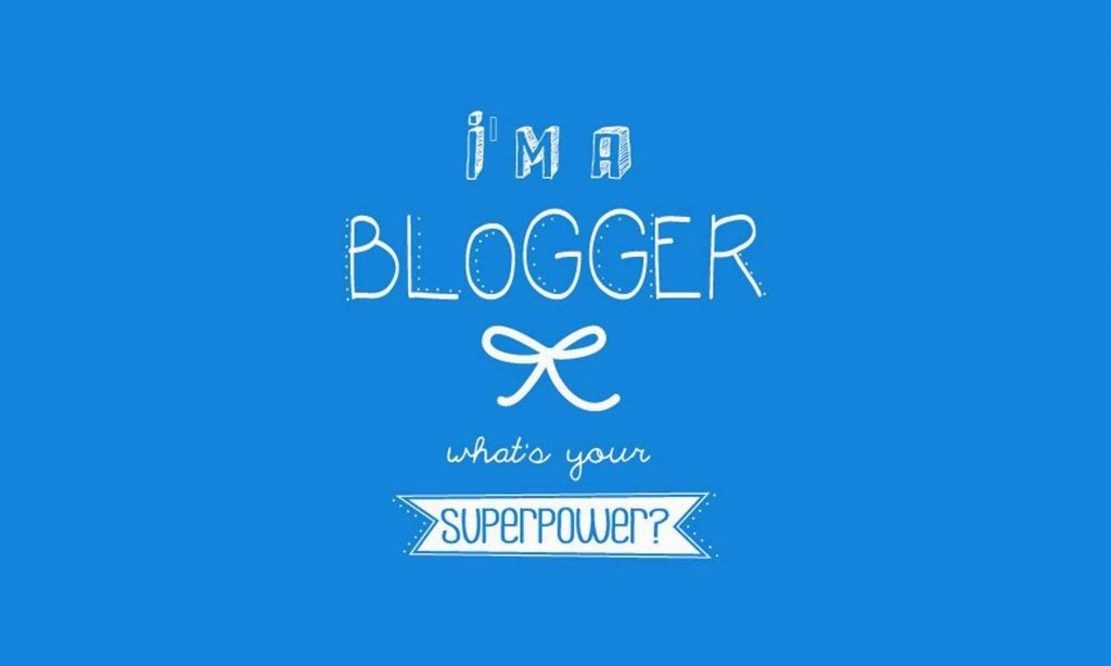 blogger olmanın püf noktaları