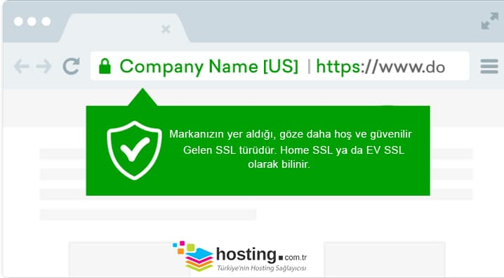 Ev SSL Nedir?