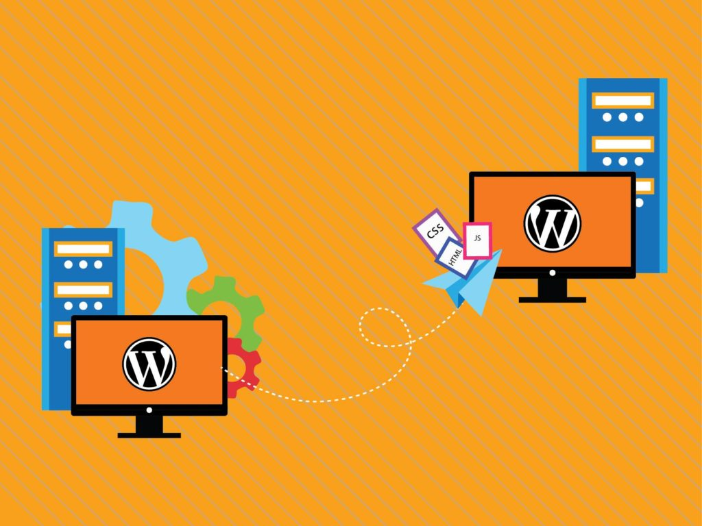 wordpress eklentileriyle site taşıma