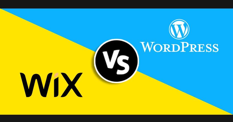 wix wordpress karşılaştırması