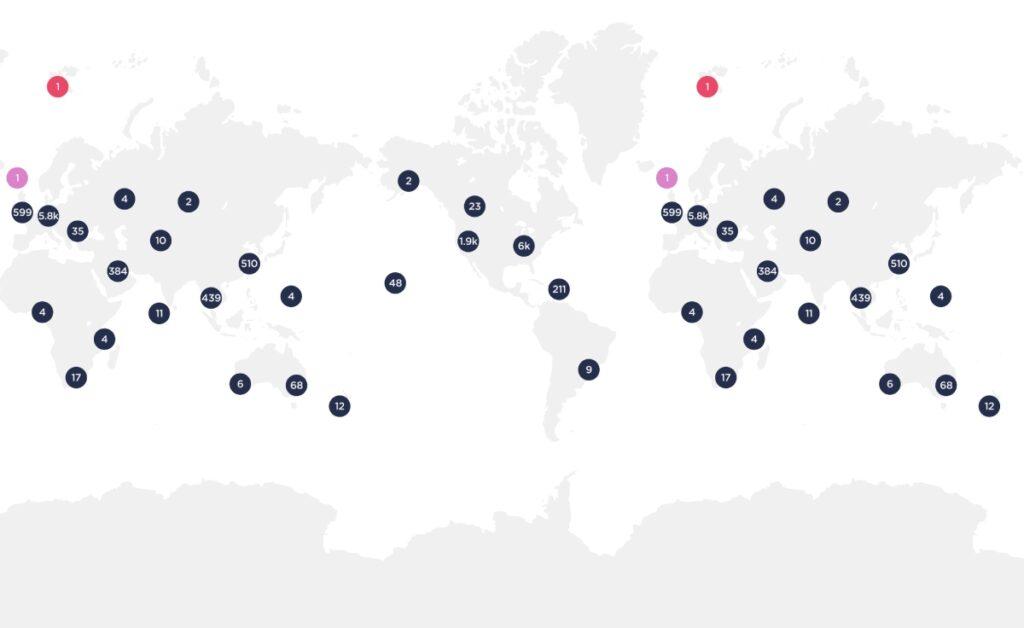 Güncel 5g Haritası
