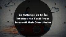 en kullanışlı ve en iyi hız testi aracı interneti olan ülkeler kapak görseli