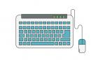 Klavye Kısayolları - Windows, MAC OSX Klavye