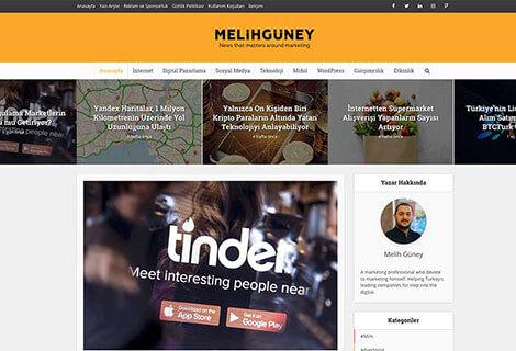 melihguney.com