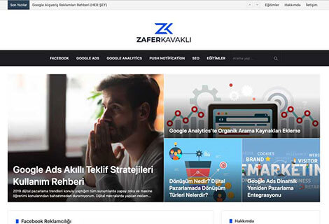 zaferkavakli.com